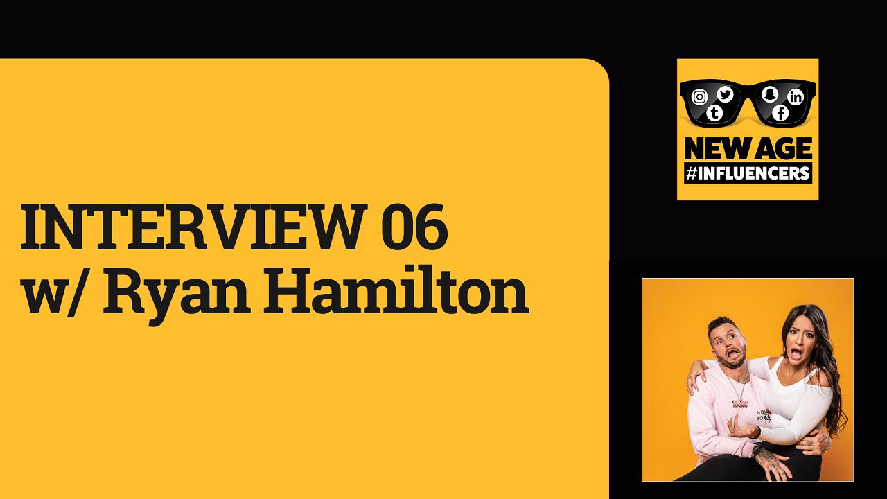 Hammy TV, Ryan Hamilton