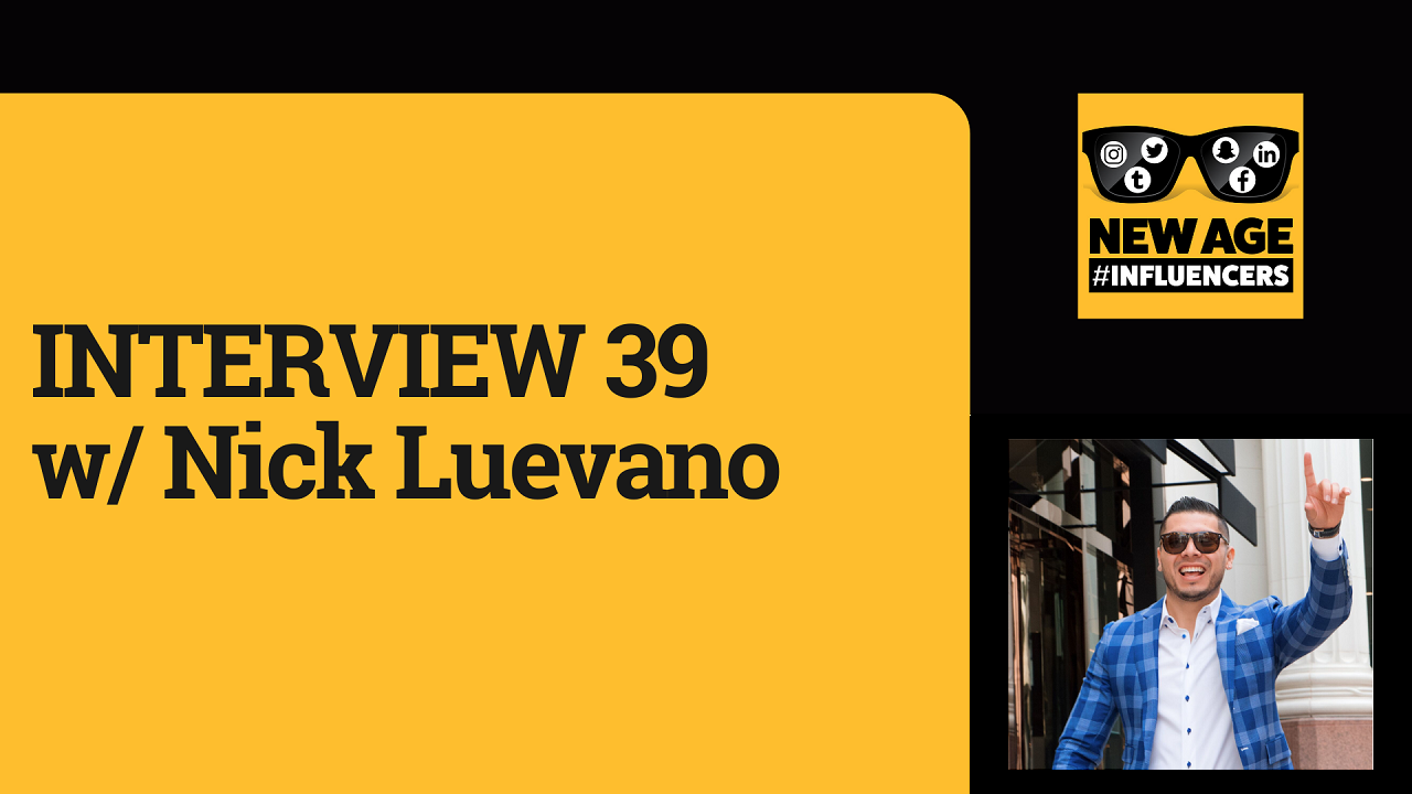 Nick Luevano, Millennial Flippers