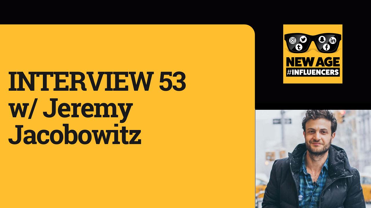 Jeremy Jacobowitz, Brunchboys