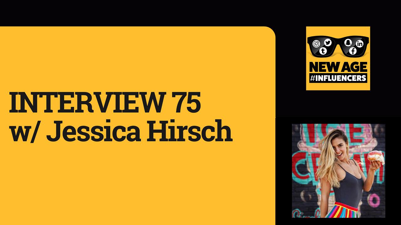 Jessica Hirsch, Cheat Day Eats