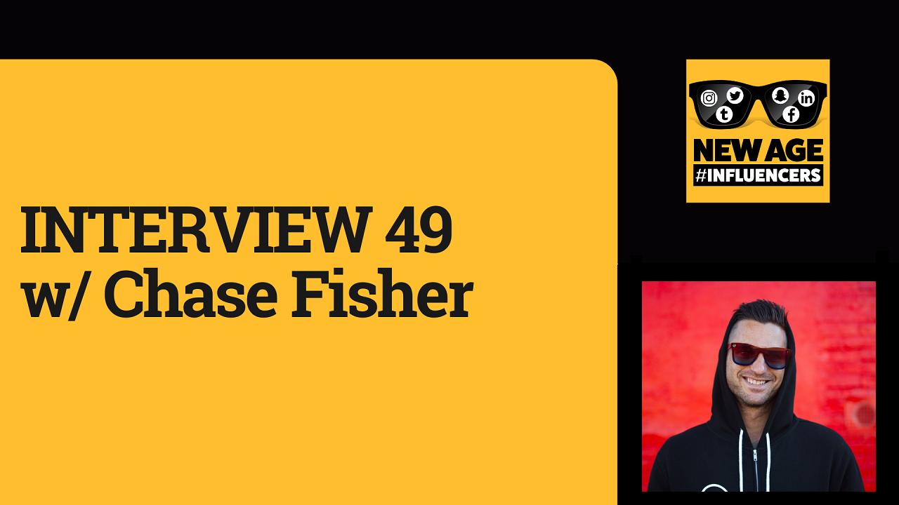 Chase Fisher, Blenders Eyewear