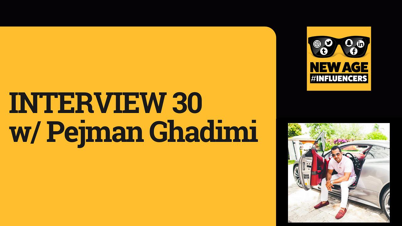 Pejman Ghadimi