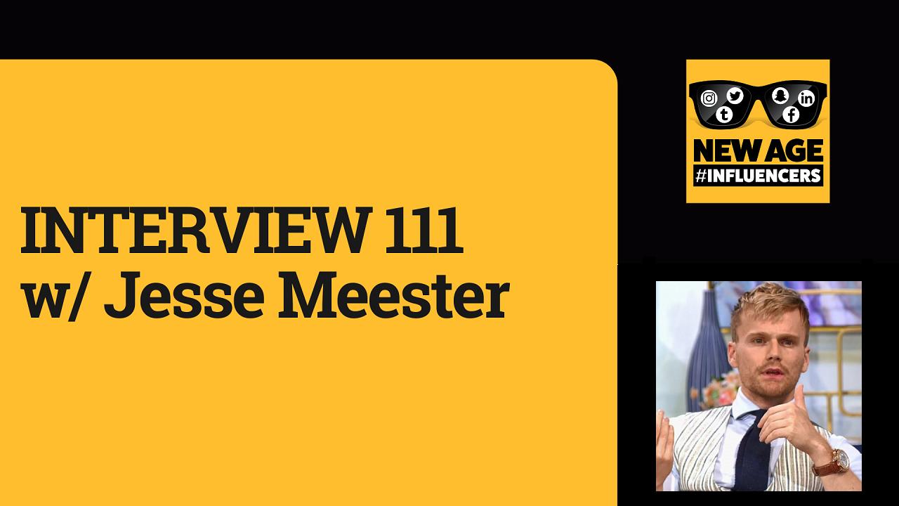 Jesse Meester