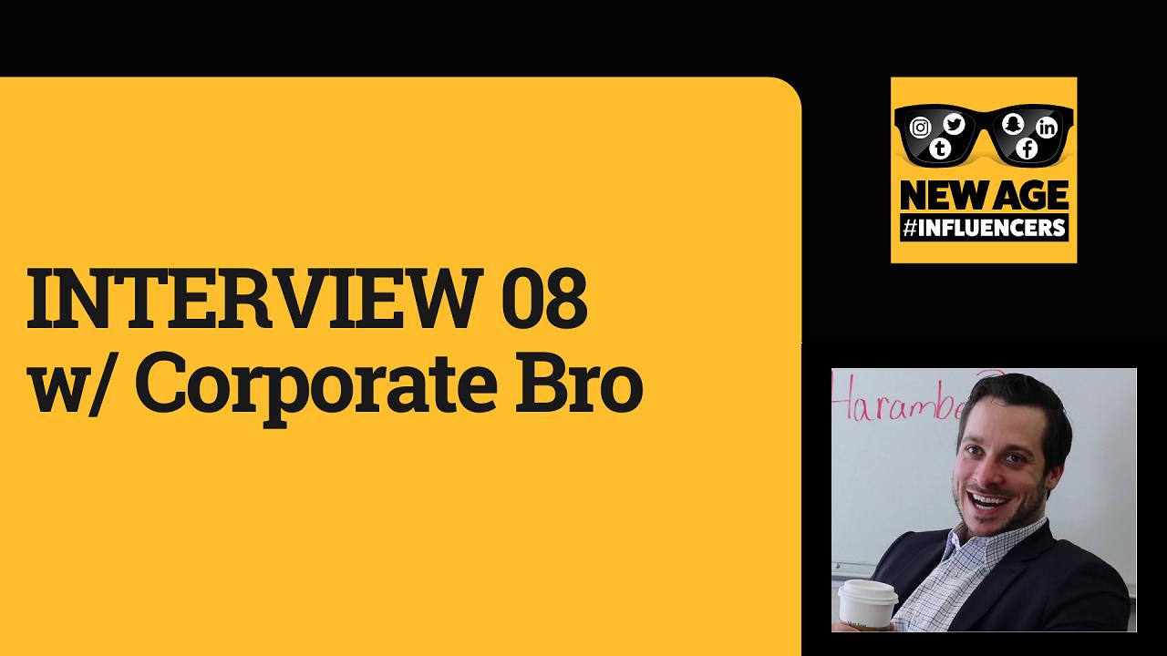 Corporate Bro