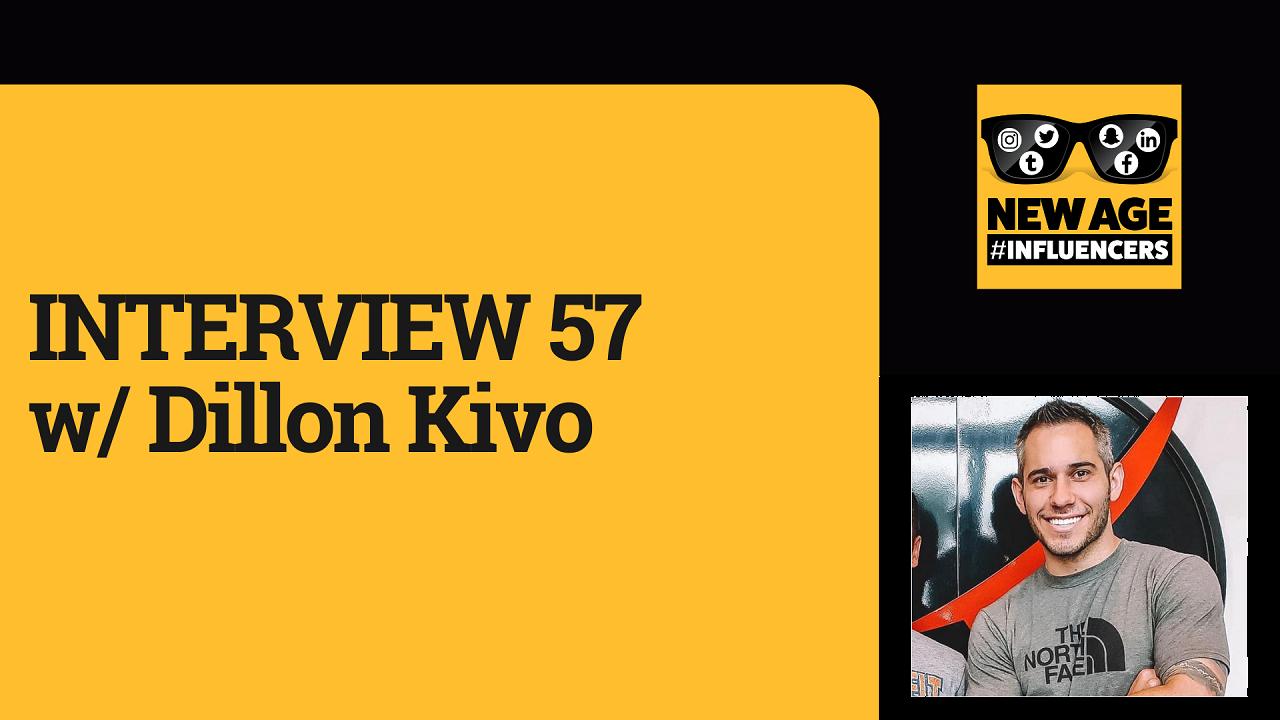 Dillon Kivo, Kivo Daily