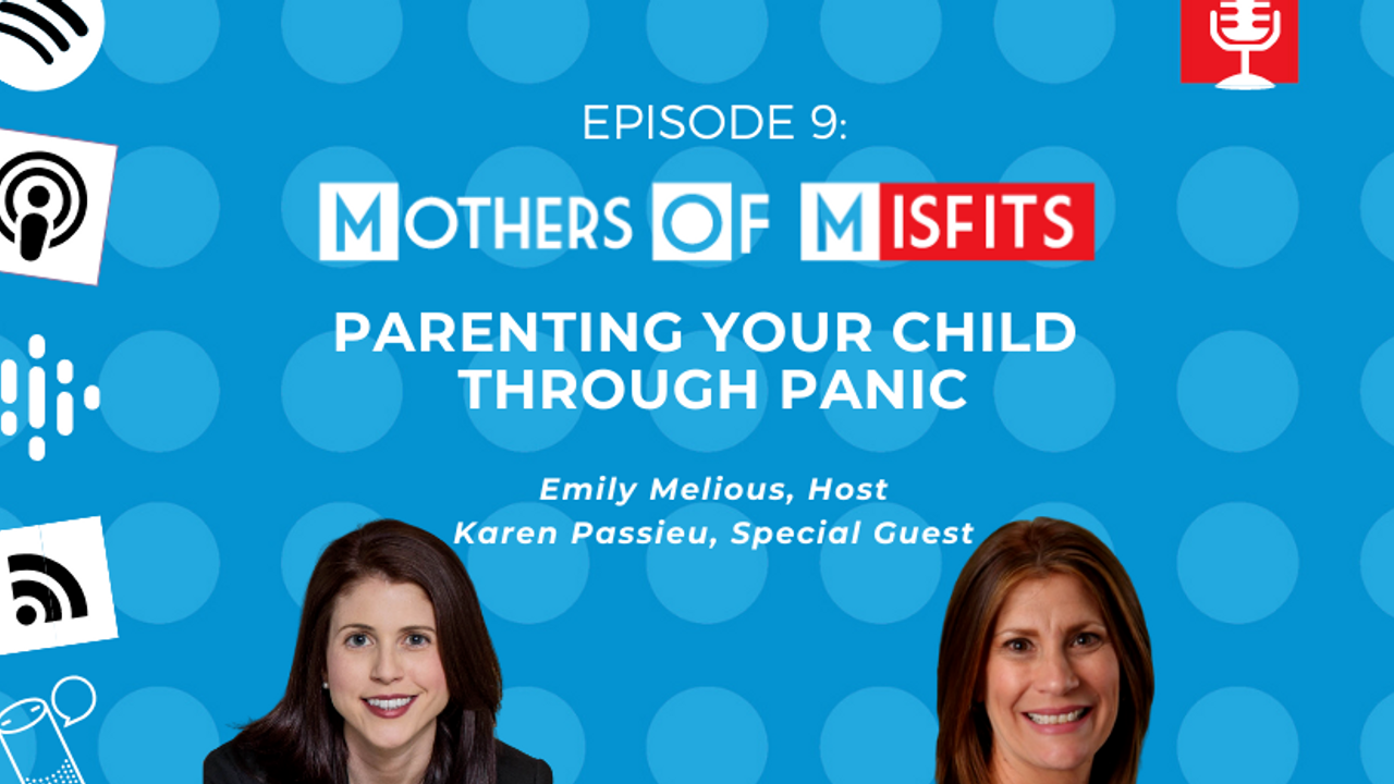 Mothers of Misfits Podcast Episode 9
