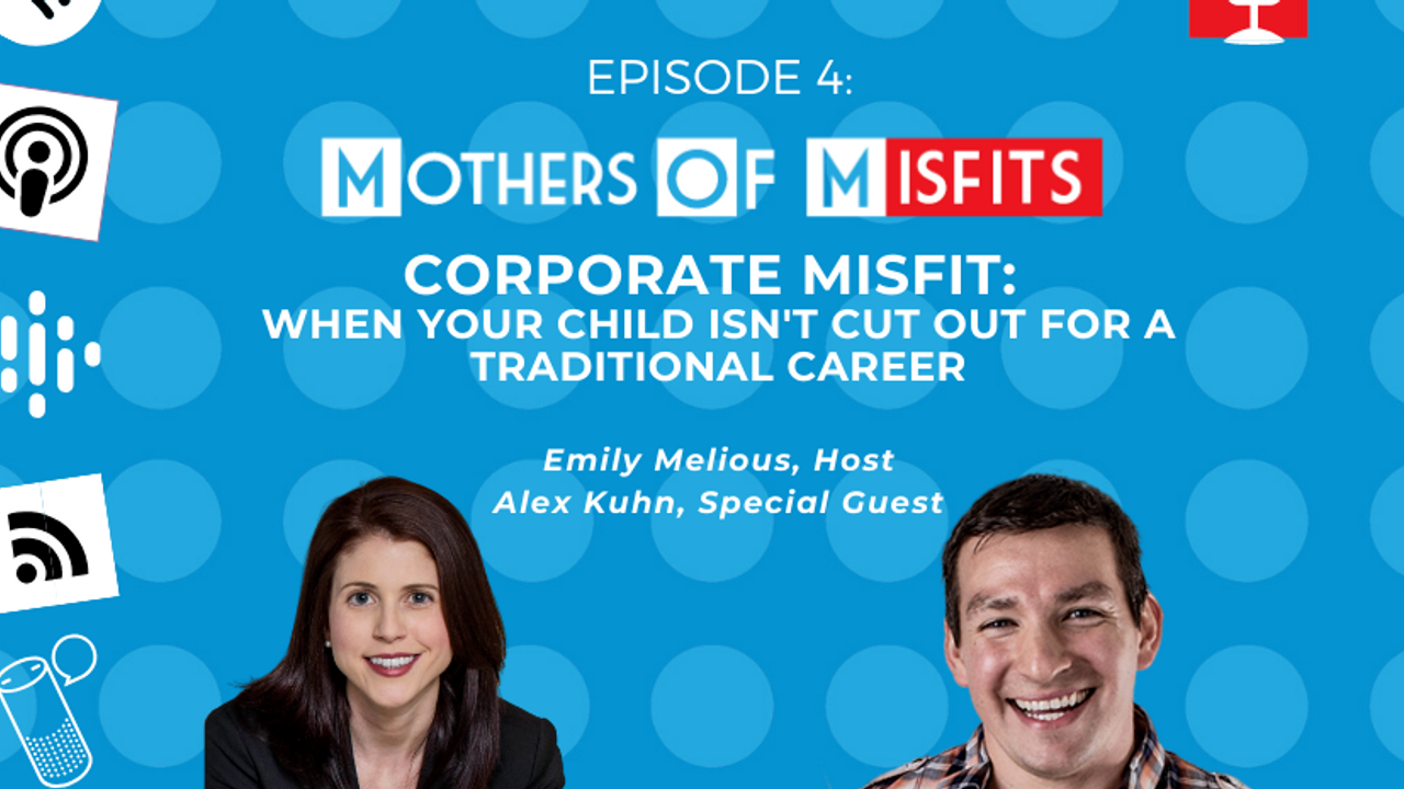 Mothers of Misfits Podcast Episode 4