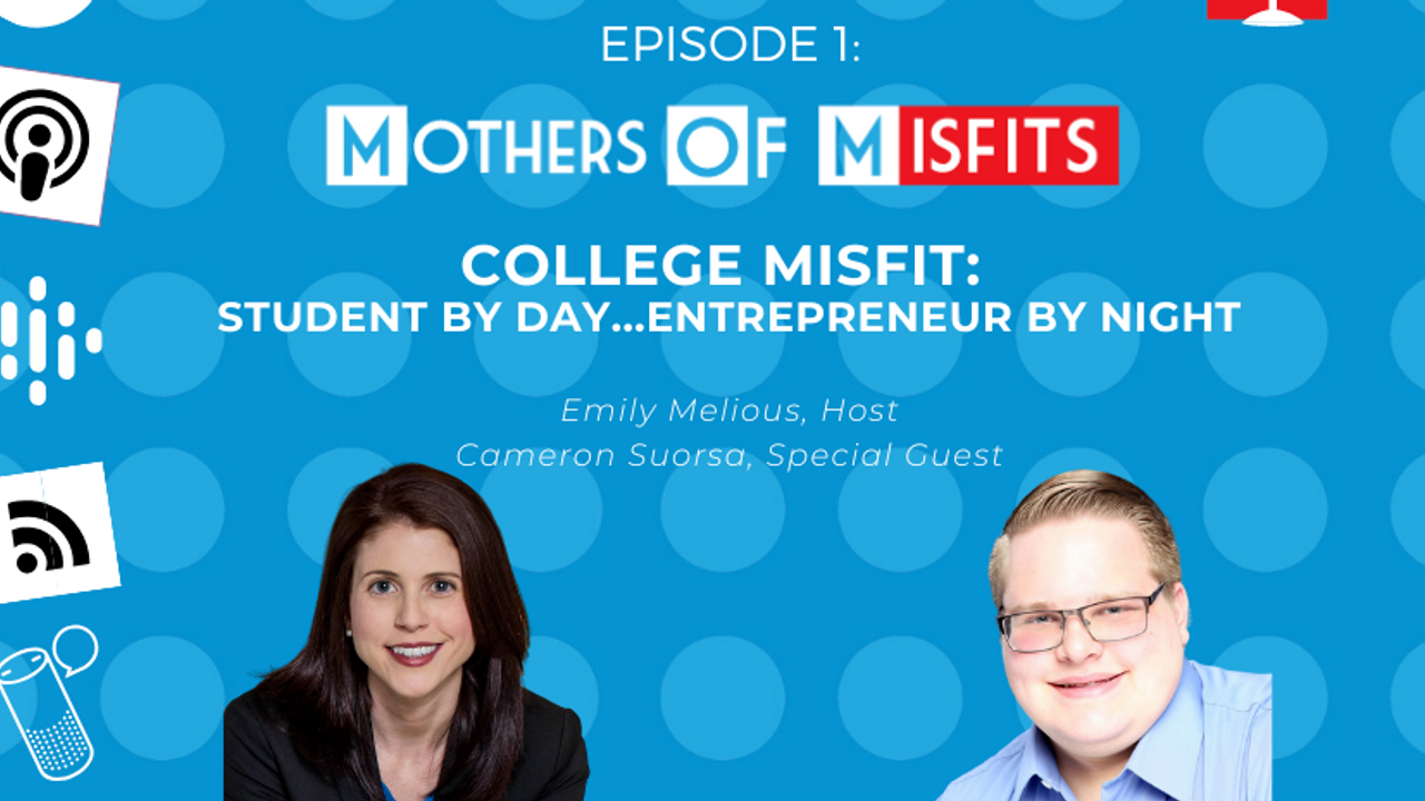 Mothers of Misfits Podcast Episode 1