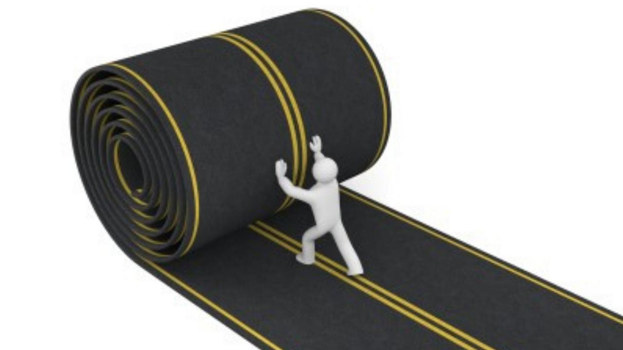 L'exercice de la loi de l'attraction - paver son route en amont