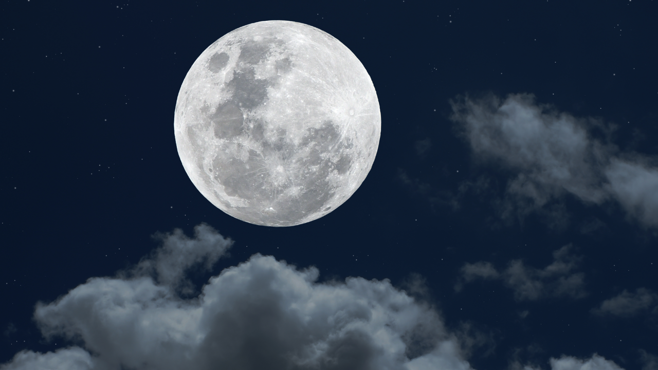 La pleine conscience et la pleine lune