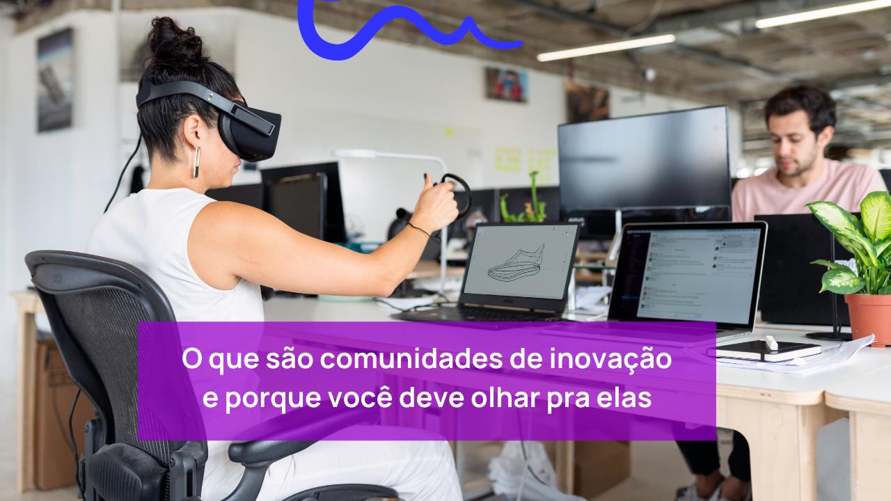 comunidades de inovação