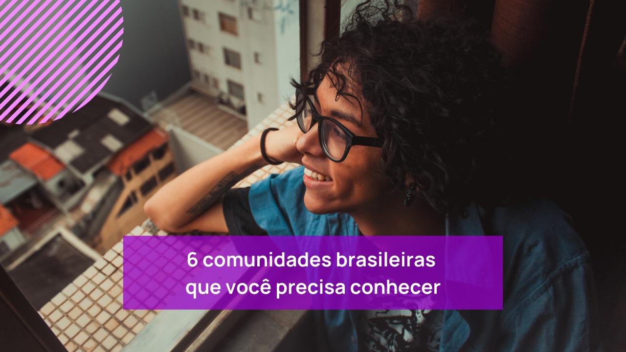 comunidades brasileiras