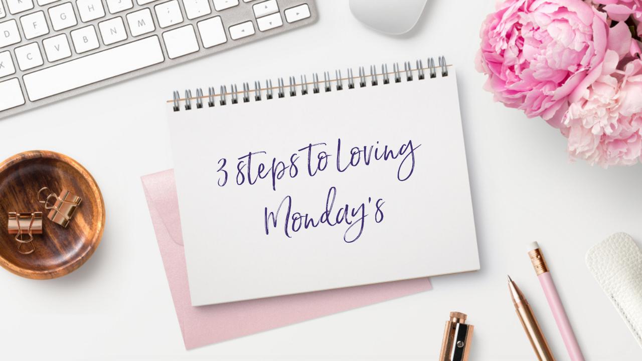 Joyful Desktop for Monday Motivation