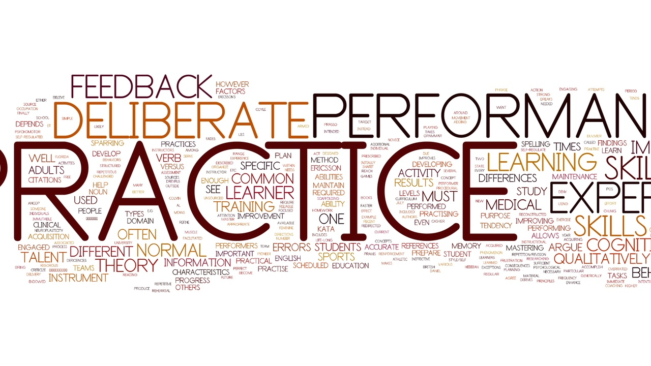 How Use Deliberate Practice in Your Life by Mastering Pop