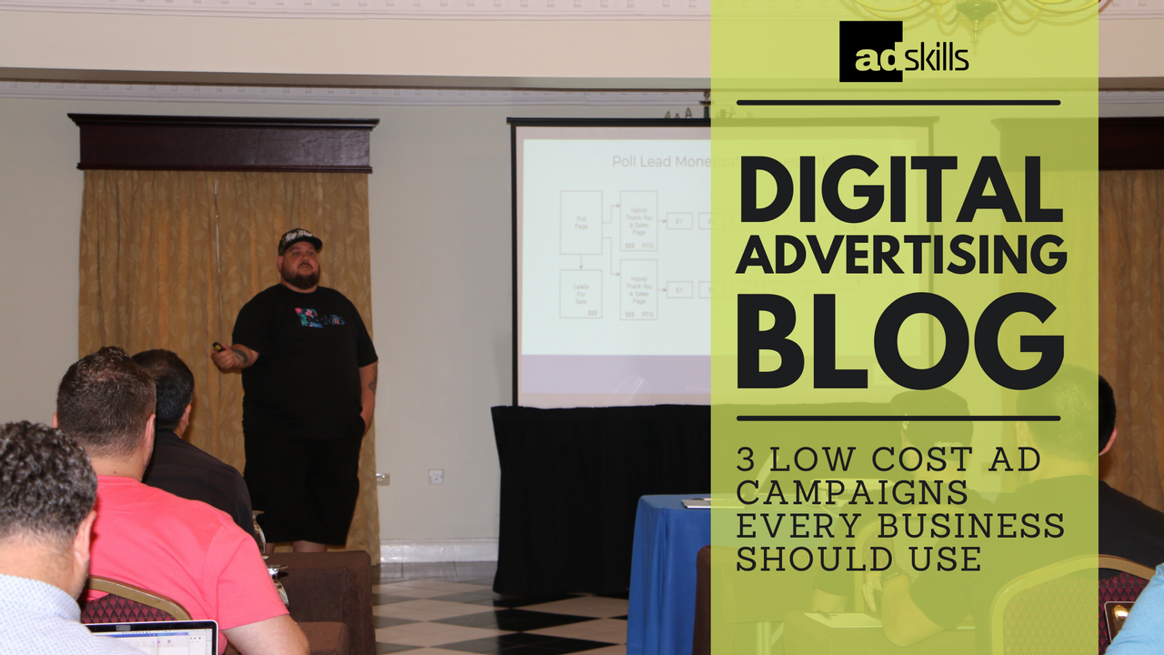 Low Cost Ad Campaigns Every Business Should Use
