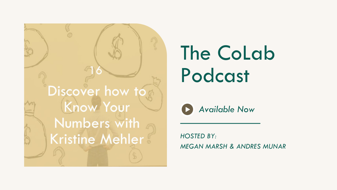 Discover how to Know Your Numbers with Kristine Mehler
