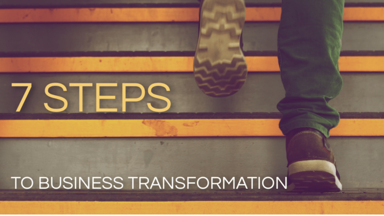 Business Transformation: Everything You Need To Know