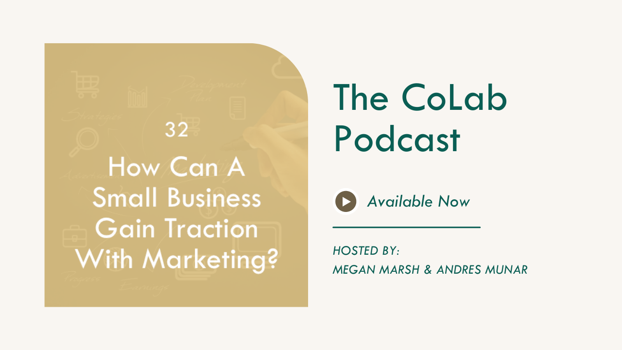 How Can A Small Business Gain Traction With Marketing?