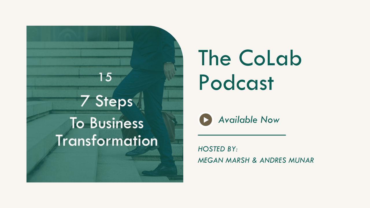 Steps To Business Transformation
