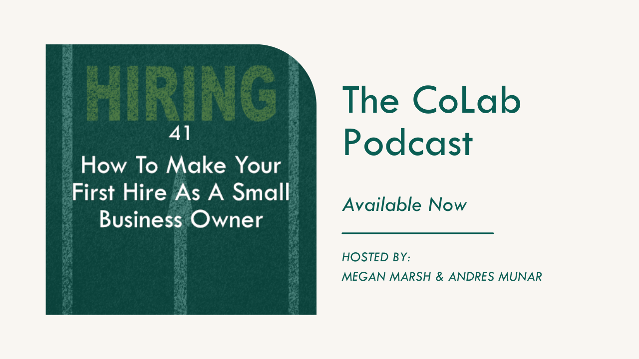 How To Make Your First Hire As A Small Business Owner