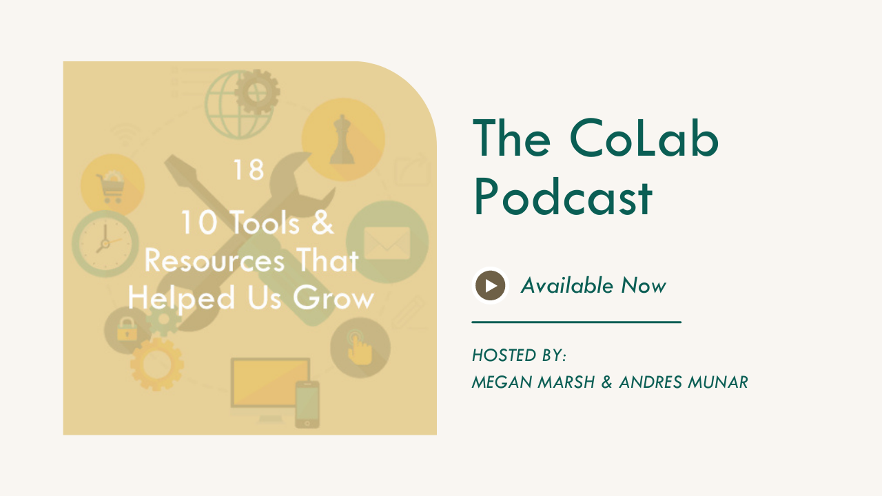 Top 10 Tools & Resources That Helped Us Grow