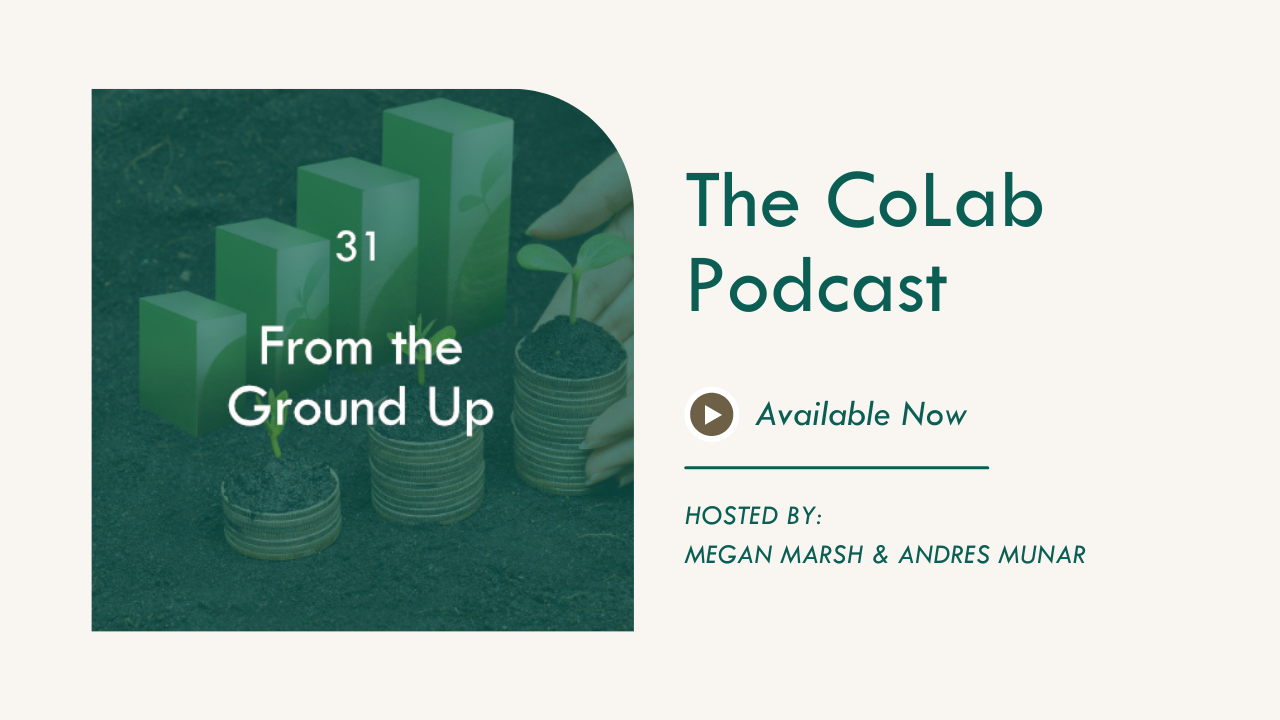 From the Ground Up Get Inspired by Marsha Marsh's Story