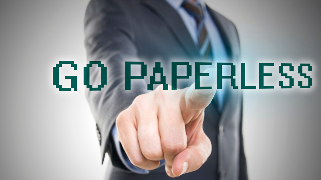 Steps to Digitize Your Business and Convert Paper Files to Digital