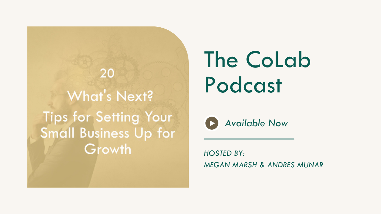What's Next? Tips for Setting Your Small Business Up for Growth