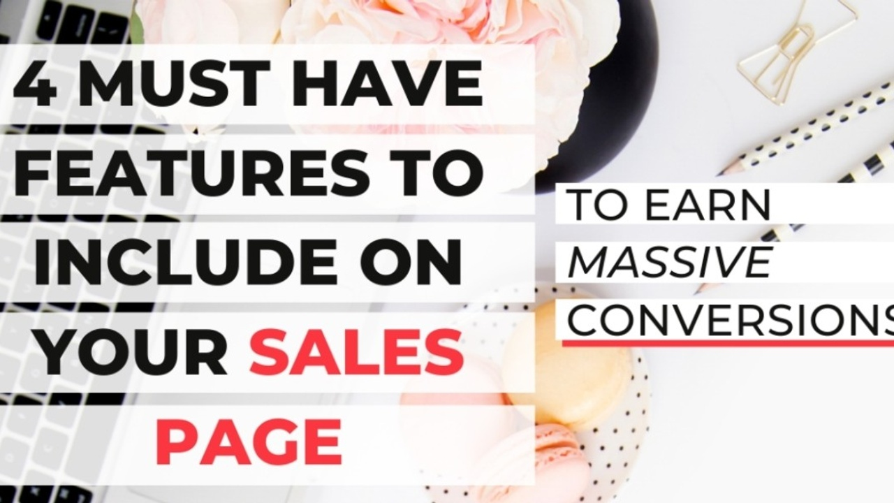 sales page strategy how to write a high converting coaching sales page