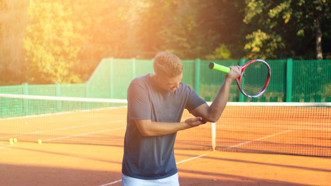How to Fix Elbow Tendonitis