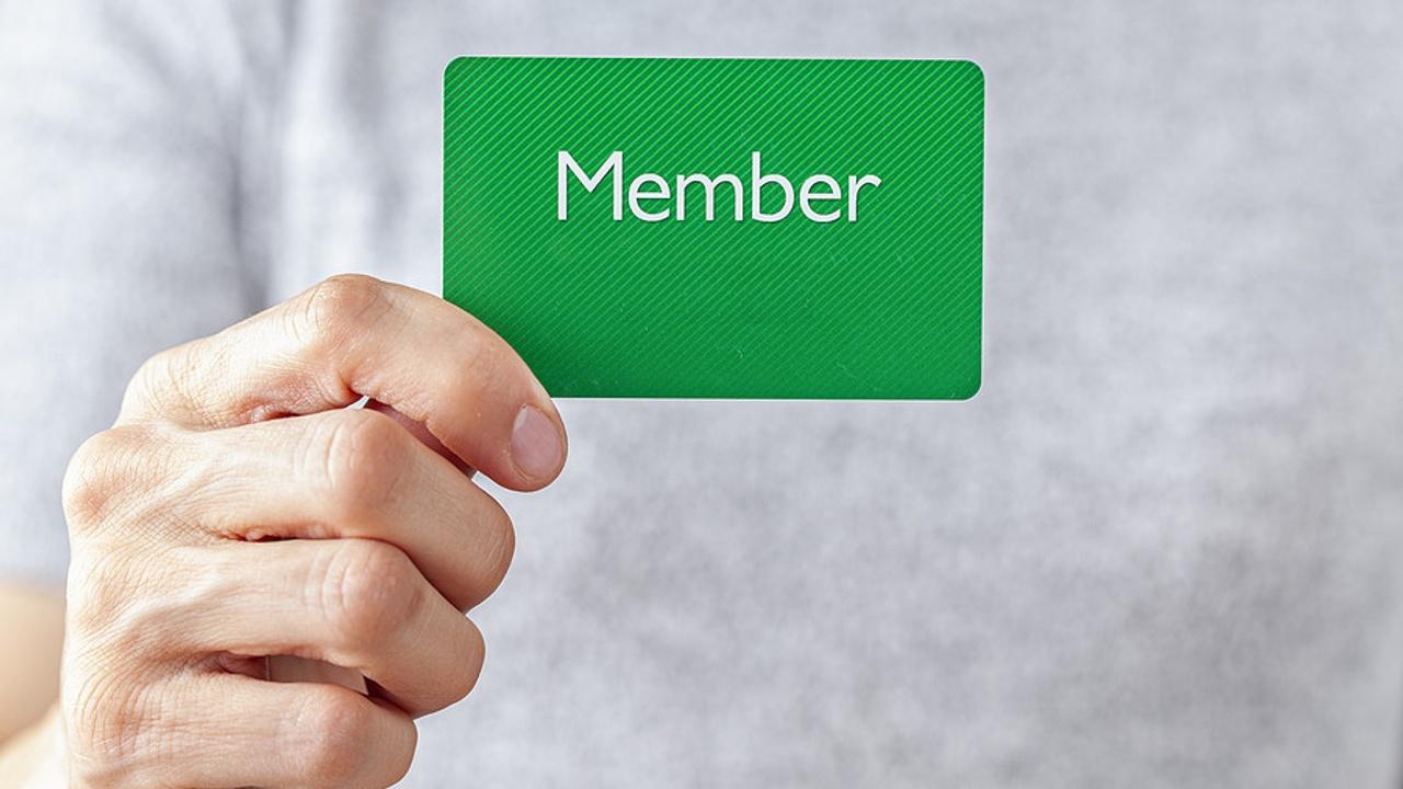 New Membership Site