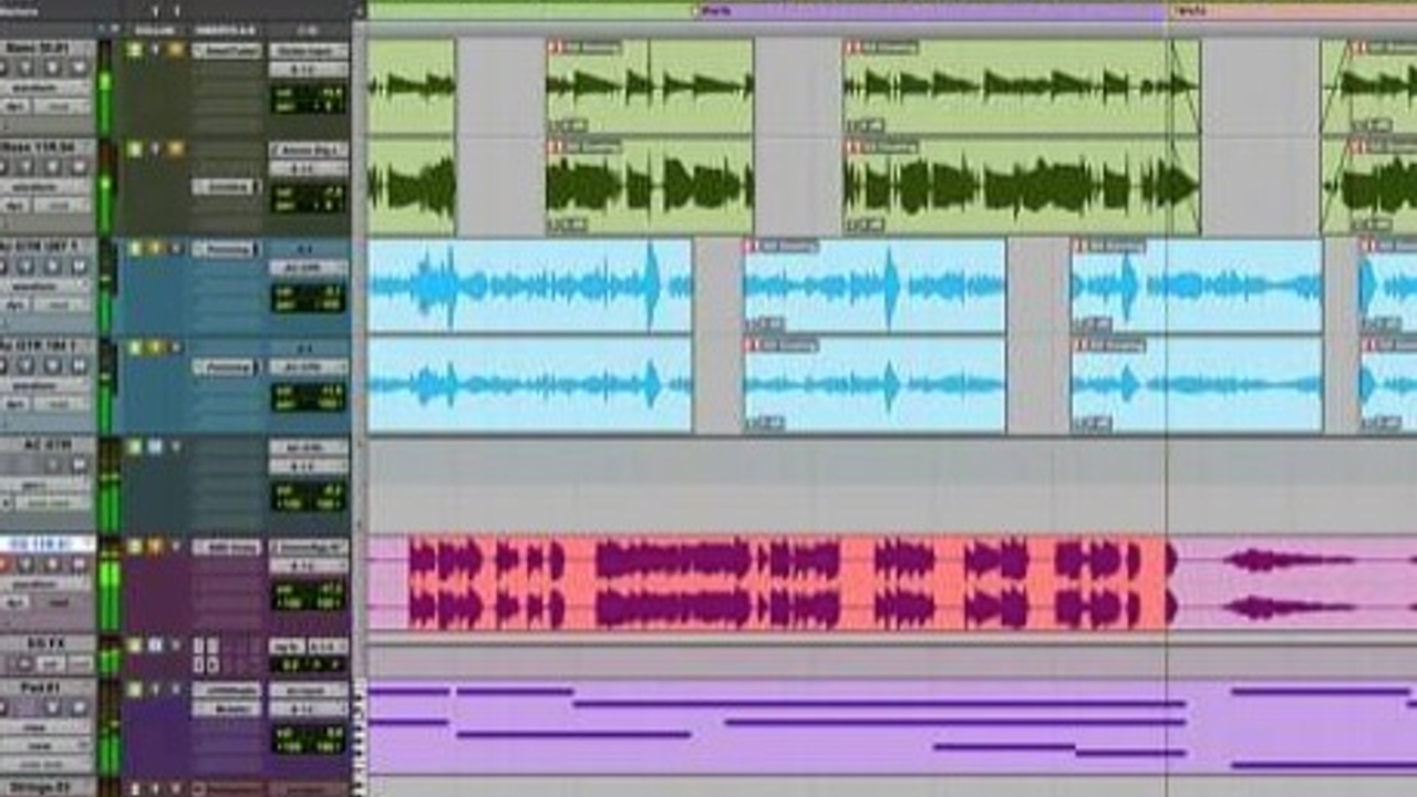 Learn Pro Recording
