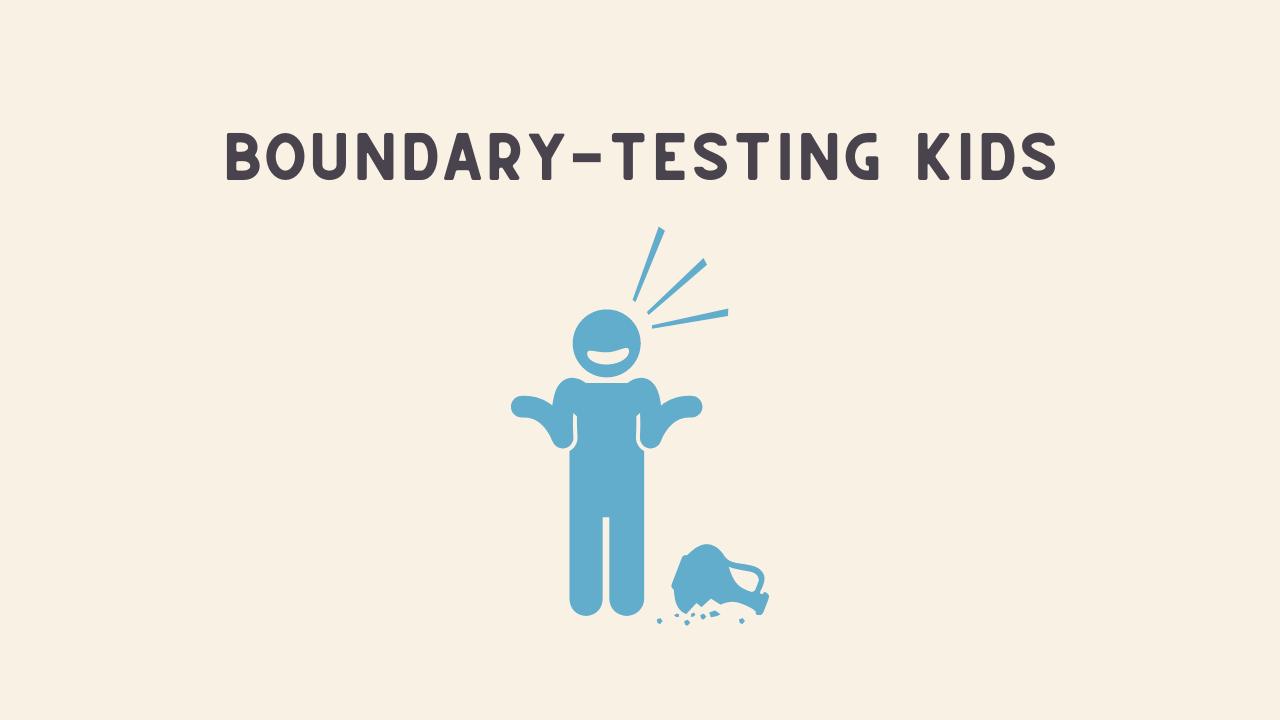 Boundary-testing Kids