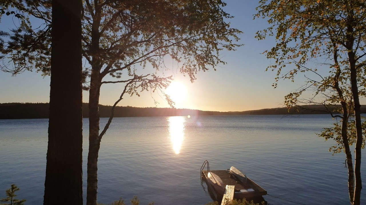Helgretreat - Sjön Gimmen september 2021