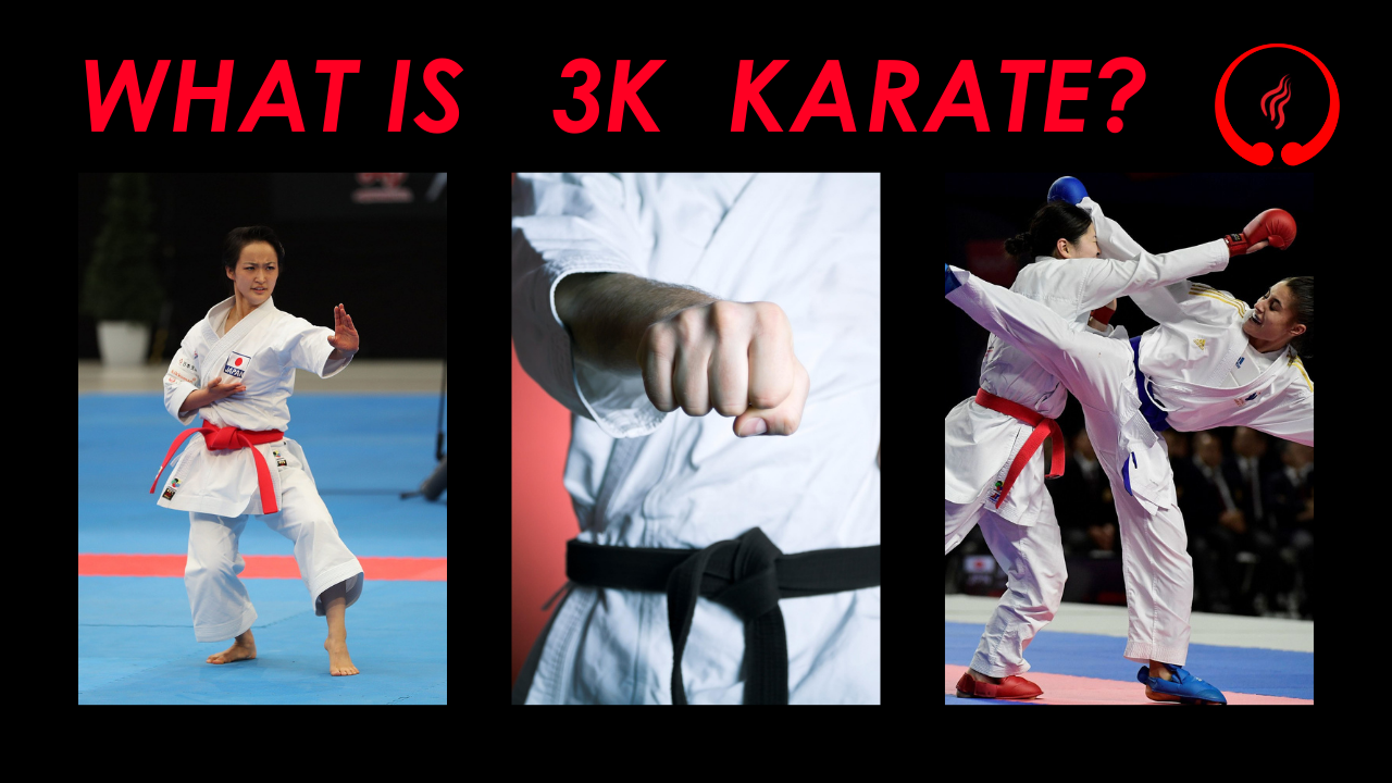 3K Karate