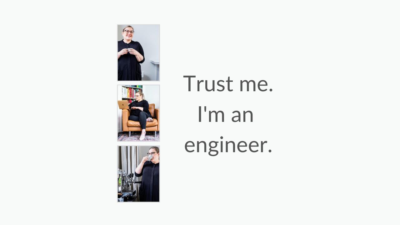Trust me. I'm an engineer. cursus technisch Engels, cursus engels online, engels leren online, vloeiend engels leren spreken, snel engels leren spreken, engels leren schrijven, vloeiend engels leren, engelse conversatieles