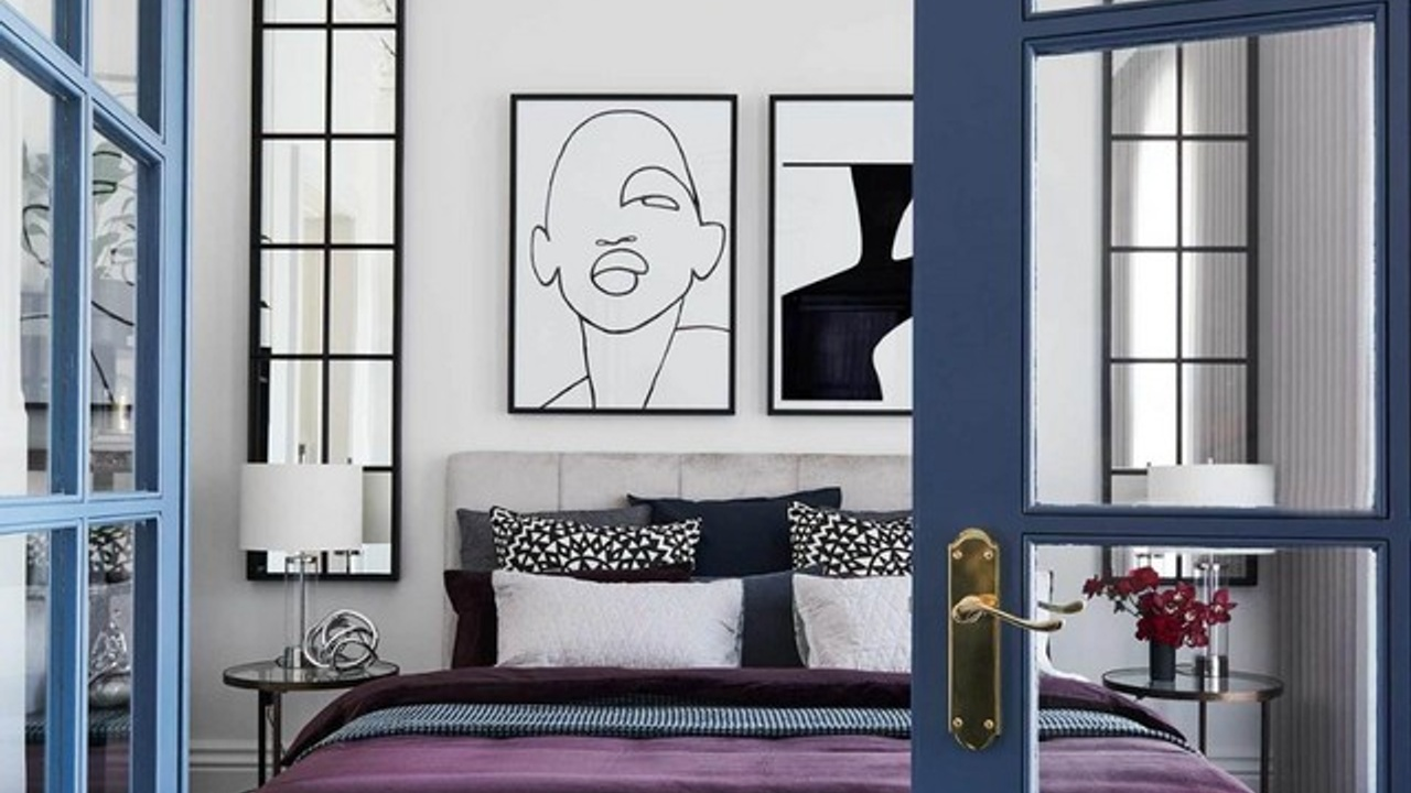 Interior Design May Home Style Wandfarbe