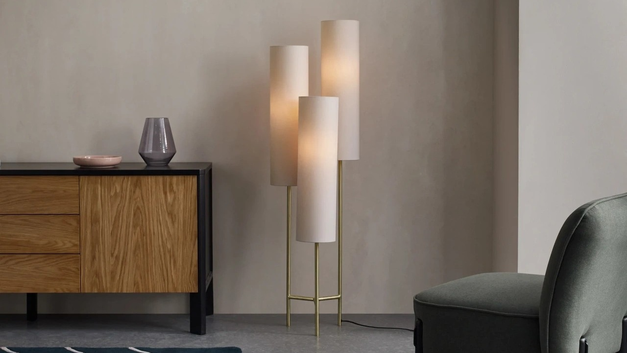 Interior Design May Home Style Stehlampe