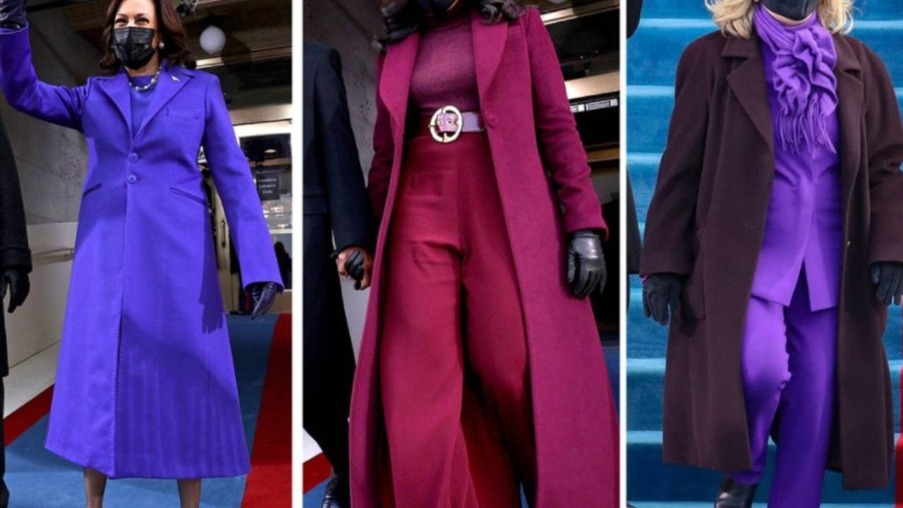 Inauguration Day FLOTUS Fashions.