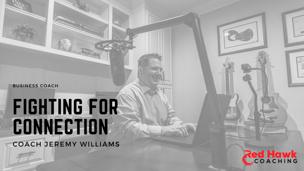 Red Hawk Coaching Real Estate and Small Business Coach Jeremy Williams