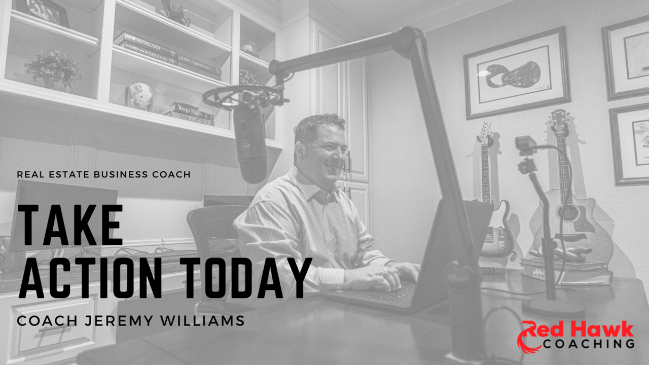 Red Hawk Coaching Real Estate Coach Jeremy Williams