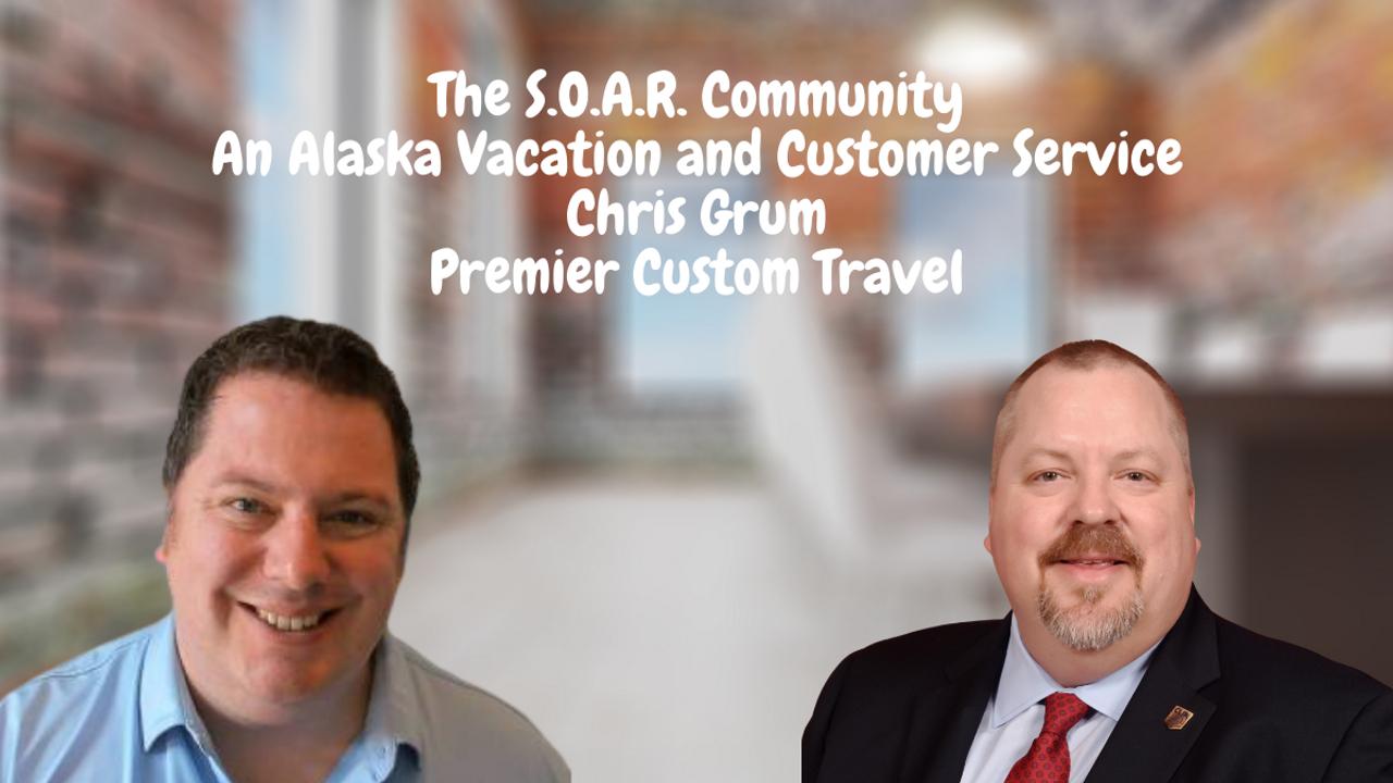 Red Hawk Coaching Real Estate Coach Jeremy Williams Chris Grum Premier Custom Travel Alaska