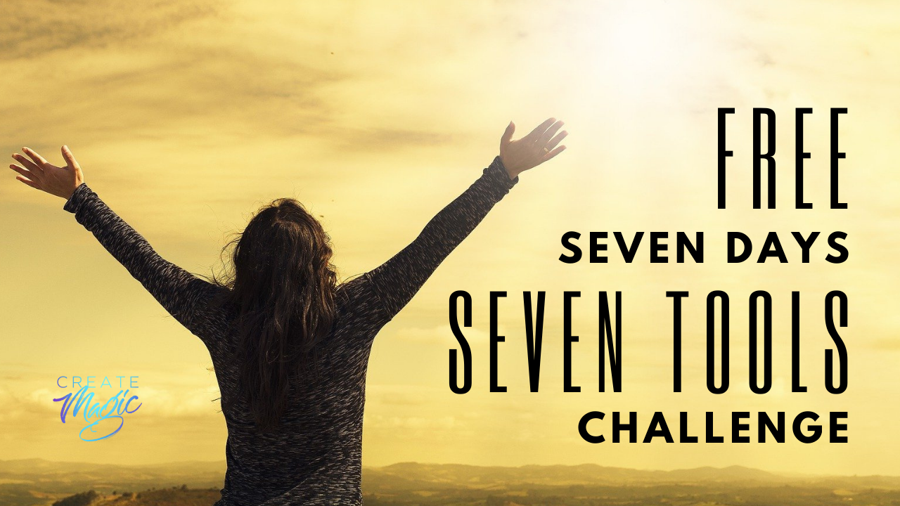 Free Seven Days ... Seven Tools Challenge