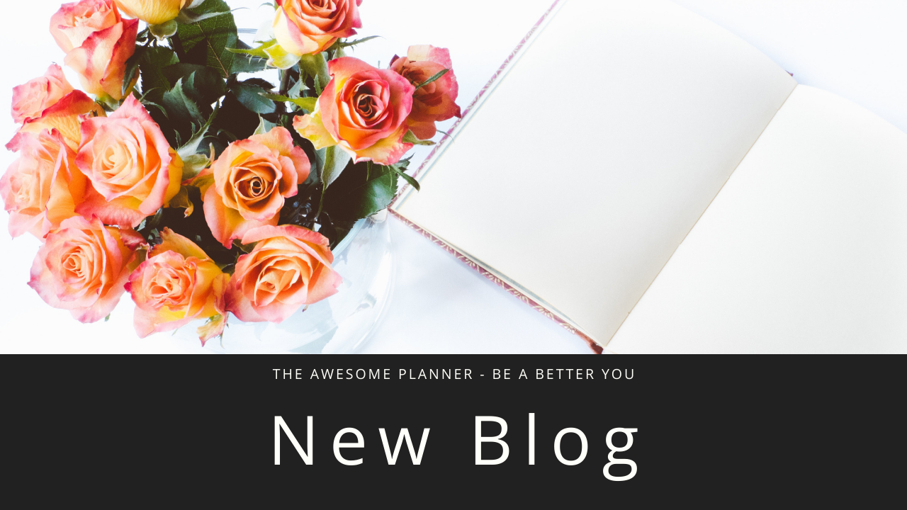 Awesome Planner Blog