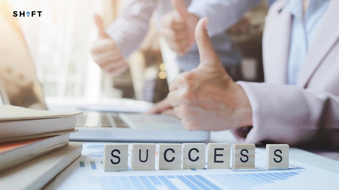 5 ขั้นตอนสู่ความสำเร็จในชีวิต