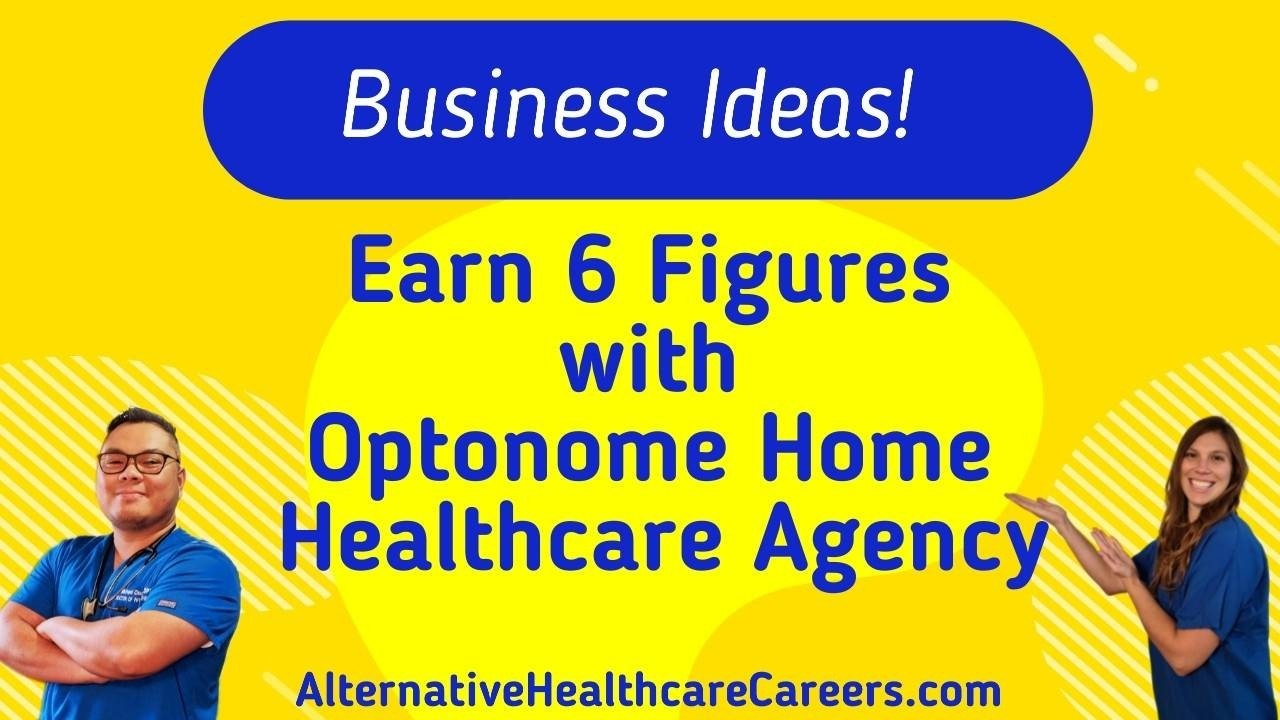 Earn 6 Figures with Optonome Home Healthcare Agency as Physical or Occupational Therapist
