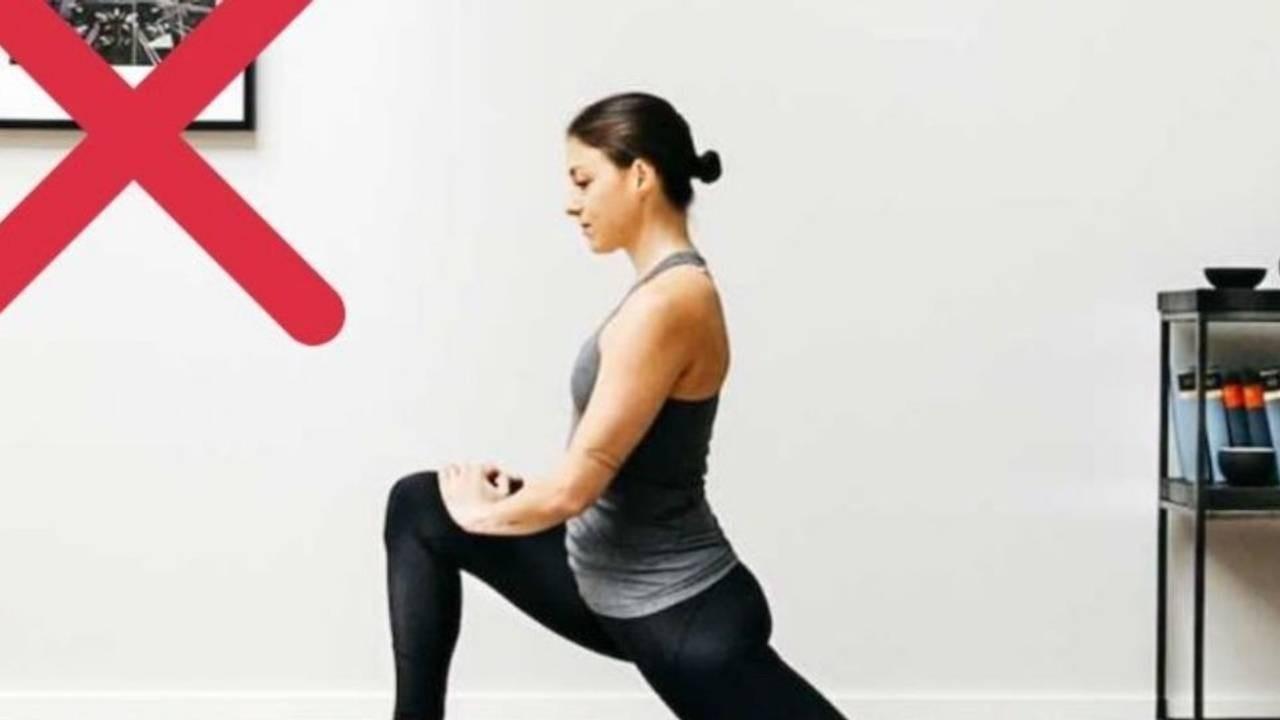 How to better stretch and strengthen hip flexors
