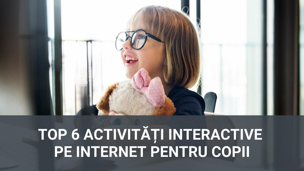 activitati interactive pe internet