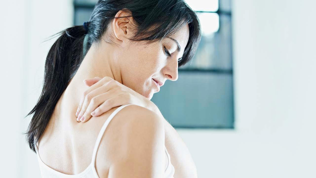 shoulder tension