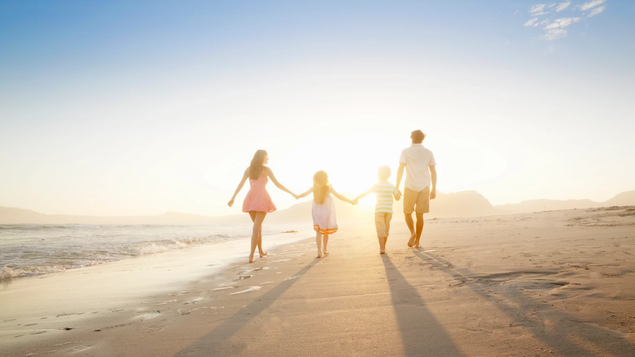 The one way to ease the stress of your parenting life